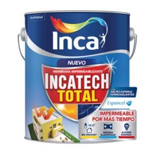 Impermeabilizante Incatech Total 20 Kgs.