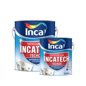 Impermeabilizante Incatech 20 + 4 Kgs. Inca