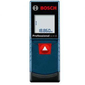 Medidor De Distancia Laser Bosch Glm20 (hasta 20 Metros)