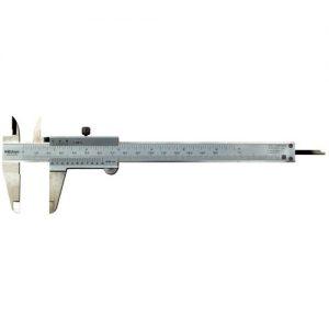 CALIBRE INOX MITUTOYO C/TORNILLO 200 mm 530-114