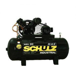 Compresor Tradic.7.5Hp Trif.Msv-30Max Schulz