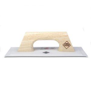 Llana Flexible P/yeso 30x14cm. M/madera Rubi 71903