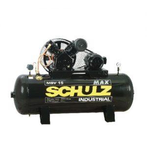 Compresor SCHULZ – 3HP – Monofasico – 200L