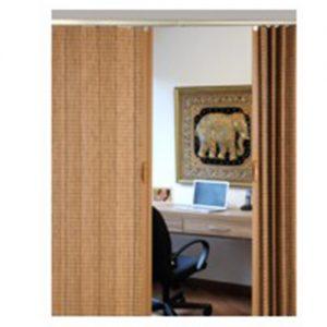 Puerta Plegable Bambu Roble Dorado Bam-70x200ro Hoggan