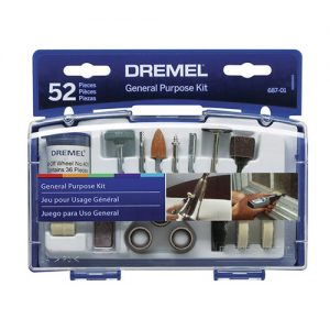 KIT DE USO GENERAL 52PZ DREMEL