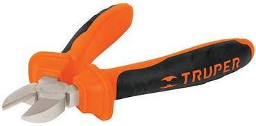 Alicate Corte Diagonal TRUPER T202-6X – 6″ – Aislante 1000V