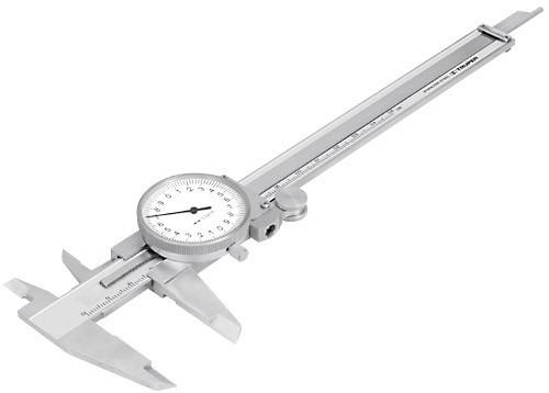 Truper 6 Reloj Calibrador Acero 150 Inoxidable Calca 3ALq4j5R