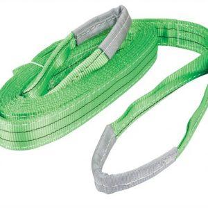 Eslinga 4mtx2″verde,carg.trab.ti/dir.2TonTRUPER