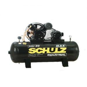 Compresor SCHULZ – 5Hp – Trifásico – 250L