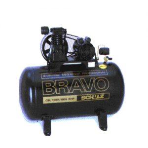 Compresor Bravo 3Hp Monof.Csl-15Br Schul