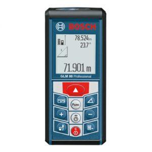 Medidor de Distancia Láser BOSCH GLM 80 – 80m