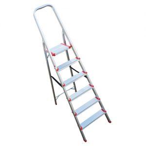 Escalera Aluminio 7 escalones