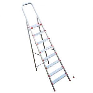 Escalera Aluminio 9 escalones