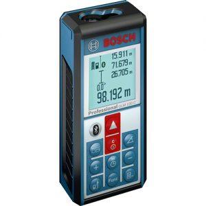 Medidor de Distancia Láser BOSCH GLM 100 C – 100m