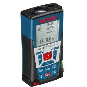 Medidor de Distancia Láser BOSCH Glm 250 Vf – 250m