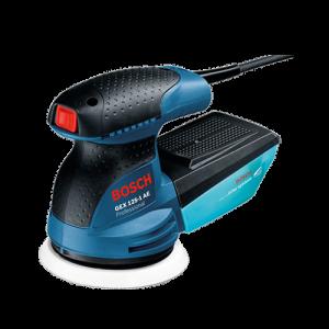 Lijadora Bosch GEX 125-1 AE