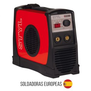 SOLDADORA INVERTER DE 160 AMP. STYL 185 DIGITAL