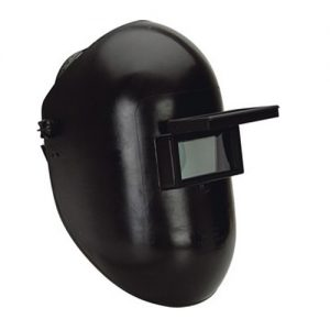 Careta sold.cab-visor movil-pol-fibra vid CLIMAX 409A