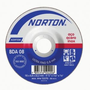 Disco de corte BDA08