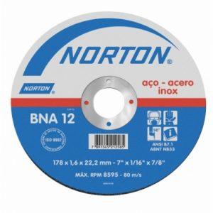 Disco de corte BNA12