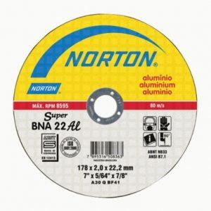 Disco de corte BNA22