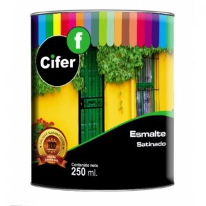 Esmalte Satinado CIFER – 250ml