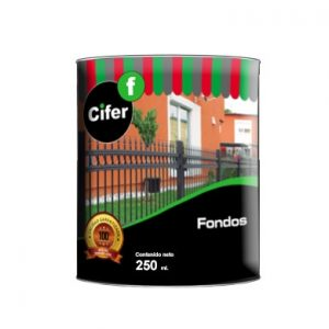 Fondo CIFER 250 ml.
