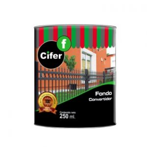 Fondo Convertidor CIFER – 250ml