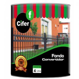 Fondo Convertidor CIFER