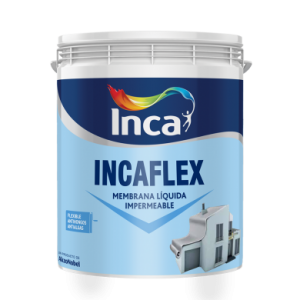Membrana líquida Impermeabilizante Incaflex 20 Kgs.