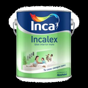 Látex interior lavable Incalex Mate 1L
