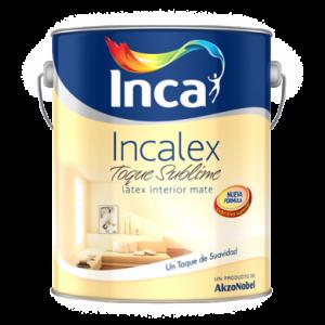 Pintura INCA – Incalex Toque Sublime Semimate y Mate 20L