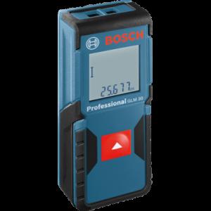 Medidor de distancia Bosch GLM30.3
