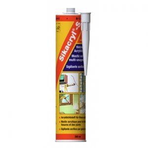 Masilla Selladora Tixotrópica SIKA – Sikacryl S