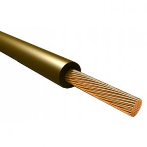 Cordón Flexible Cobre Unipolar Aislado DIORS Ufex D2504