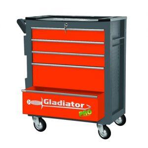 Gabinetes organizadores metálicos   Gladiator Pro GH8001