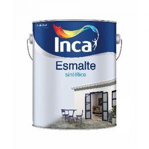 Esmalte Brillante Sintetico Inca 1lt