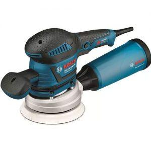 Lijadora Excentrica 6 Gex 125-150 Ave 400w Bosch