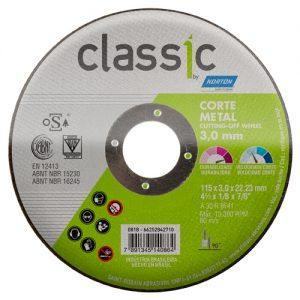 DISCO C/METAL (4.5) 115×1.0 – CLASSIC AR102  -NORTON