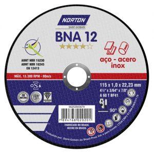DISCO C/METAL (  7 ) 177×1.6 XFINO BNA12 -NORTON